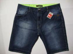 Bermuda jeans Quiksilver Tamanho 50