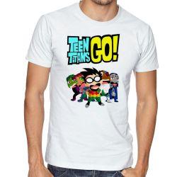 camiseta jovens titas