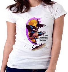 Blusa Feminina Wolverine