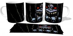 Caneca Porcelana  Thundercats Mumm ra