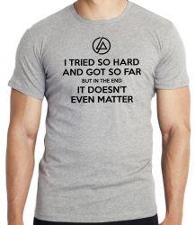 Camiseta Infantil Link Park  rock