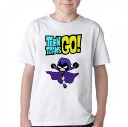 Camiseta Infantil ravena jovens titas