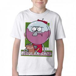 Camiseta Infantil Apenas um show Pairulito