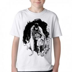 Camiseta Infantil Batman Dark