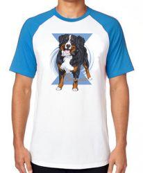 Camiseta Raglan Bernese
