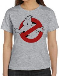 Blusa Feminina  Caça Fantasmas