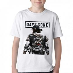 Camiseta Infantil Days Gone Deacon