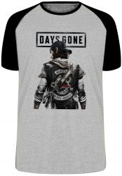 Camiseta Raglan Days Gone Deacon