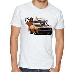 Camiseta Camaro Chevrolet 1968