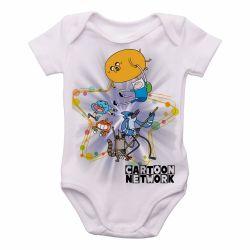 Roupa  Bebê  Cartoon Network personagens