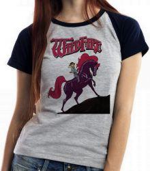 Blusa Feminina Cavalo de Fogo Princesa Sarah