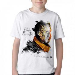 Camiseta Infantil Chester Link Park