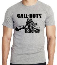 Camiseta Infantil Call of Duty