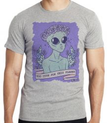 Camiseta  Alien cute