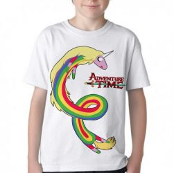 Camiseta Infantil  Adventure Time  Lady Iris