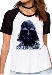 Blusa Feminina Darth Vader Star Wars