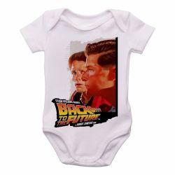 Roupa  Bebê De volta para o futuro Marty George McFly