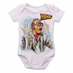 Roupa  Bebê De volta para o futuro  Doutor Brown