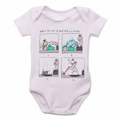 Roupa  Bebê Desfibrilador