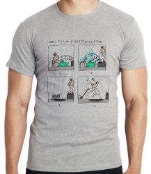 Camiseta Desfibrilador