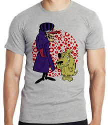 Camiseta Dick Vigarista Mutley
