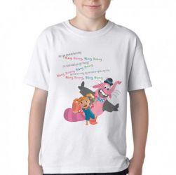 Camiseta Infantil Divertidamente Bing Bong