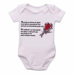 Roupa  Bebê Doação de Órgãos