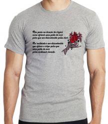 Camiseta Doação de Órgãos