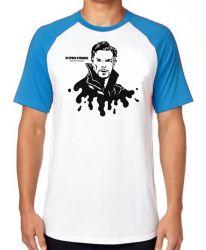 Camiseta Raglan Dr Estranho