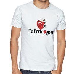 Camiseta Enfermagem love esteto