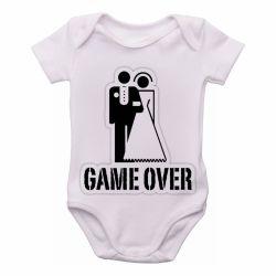 Roupa  Bebê Game Over