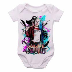 Bebê  Esquadrão Suicida Arlequina