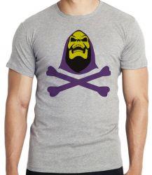 Camiseta Esqueleto He-Man