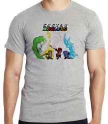 Camiseta Infantil  Castle Crashers