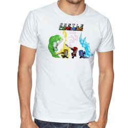 Camiseta Castle Crashers