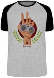 Camiseta Raglan Easter Egg