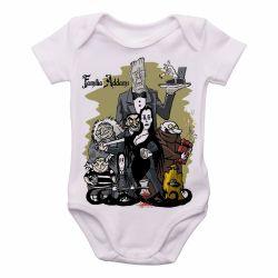 Roupa Bebê  A Família Addams