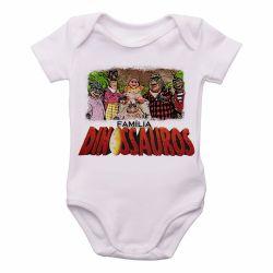 Roupa Bebê Família Dinossauro