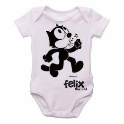 Roupa Bebê  Félix O Gato