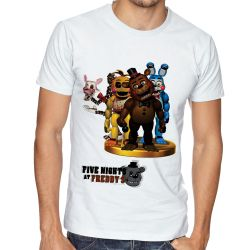 Camiseta Five Nights at Freddy's group