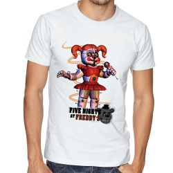 Camiseta Five Nights at Freddy's Circusbaby