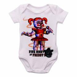 Roupa  Bebê Five Nights at Freddy