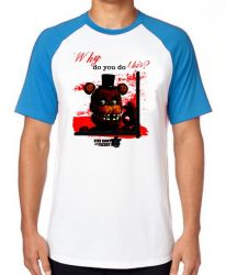Camiseta Raglan Five Nights at Freddy's Toy Freddy
