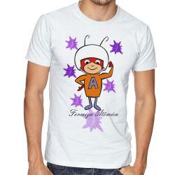 Camiseta  Formiga Atômica