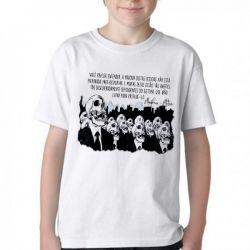 Camiseta Infantil   Morpheus Matrix