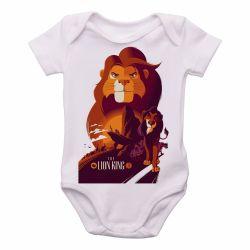 Roupa Bebê Rei Leão personagens