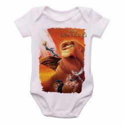 Roupa Bebê Rei Leão Simba
