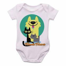 Roupa  Bebê Pets Friend Forever