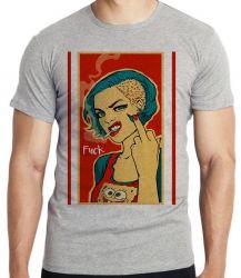 Camiseta Fuck Woman