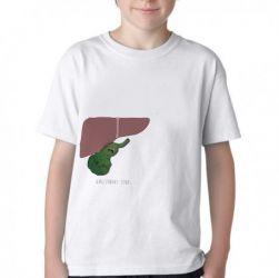 Camiseta Infantil Gallstones suck
